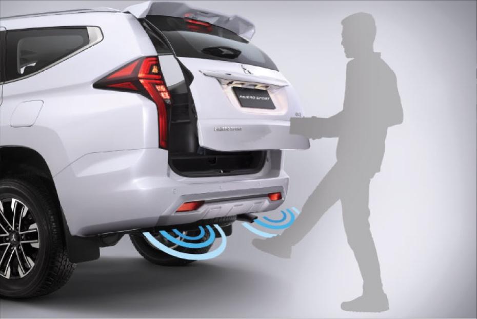 New Power Tailgate Kick Sensors